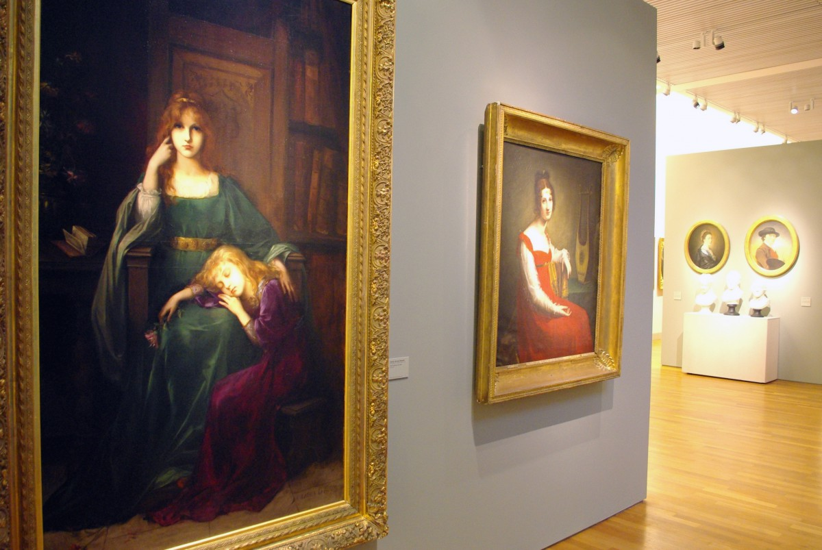 Things to see in Nancy: Fine-Arts museum © French Moments