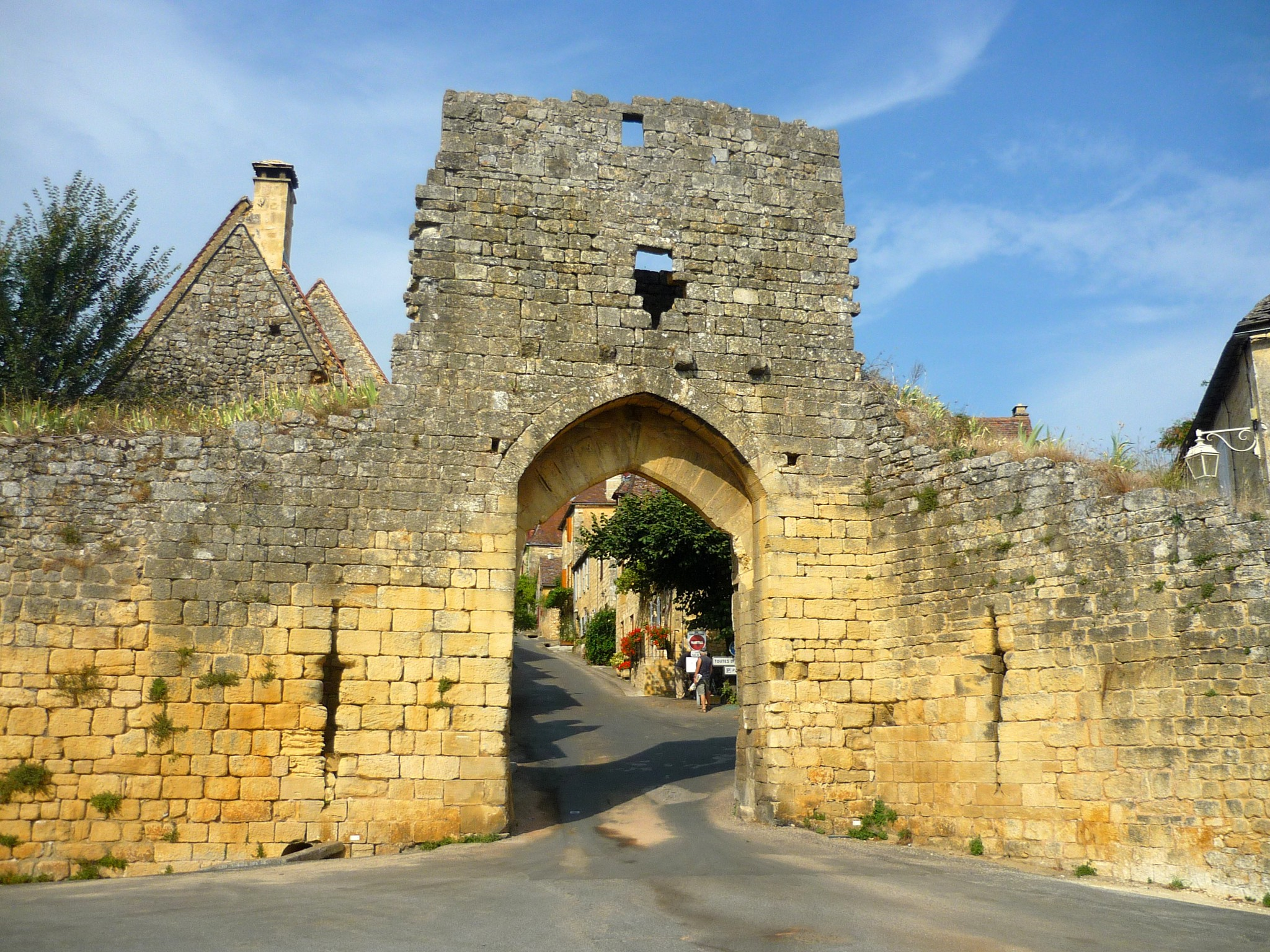 Porte del Bos in Domme © French Moments