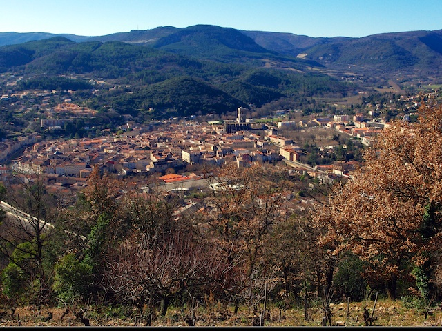 Panoramic View of Lodève © All rights reserved by Gérard Farenc