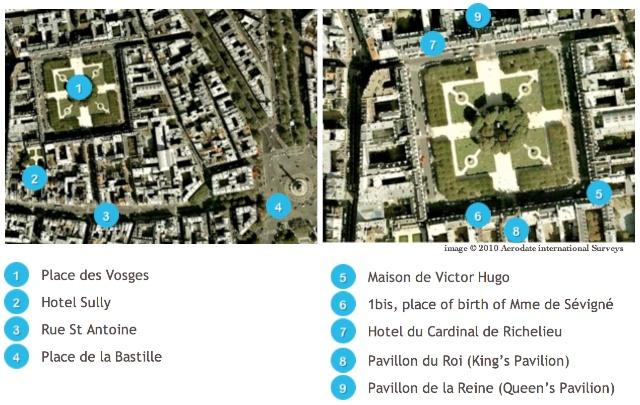 Paris Copyright French Moments - Place des Vosges