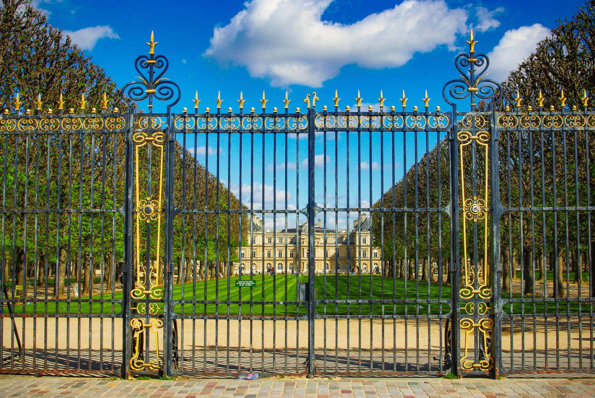 Jardin du Luxembourg © French Moments