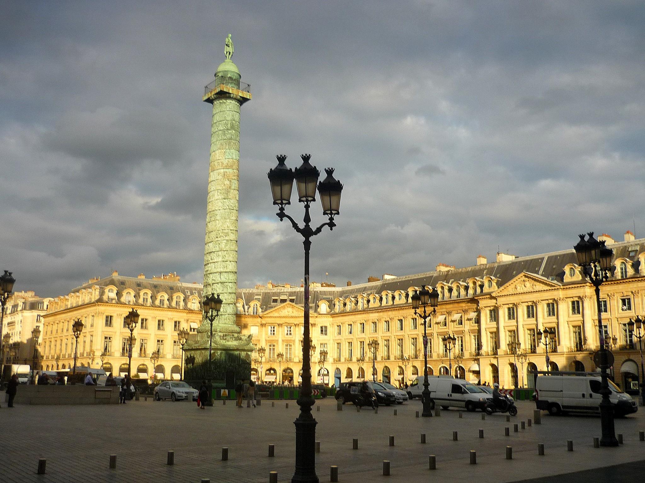 Paris Place Vendôme © French Moments