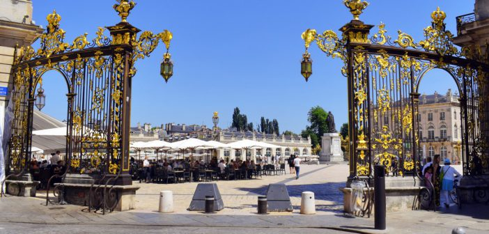 Most Beautiful Squares of France - Place Stanislas in Nancy © French Moments