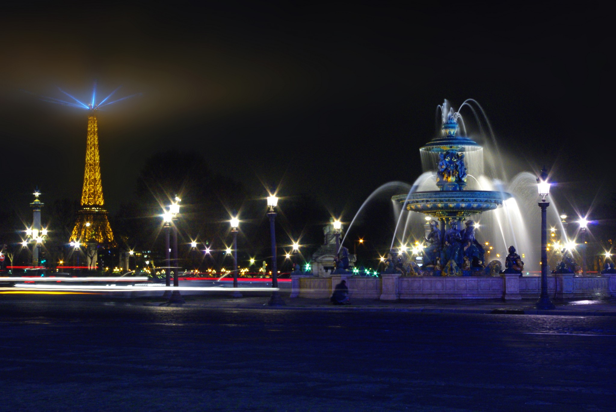 Place De La Concorde Paris French Moments