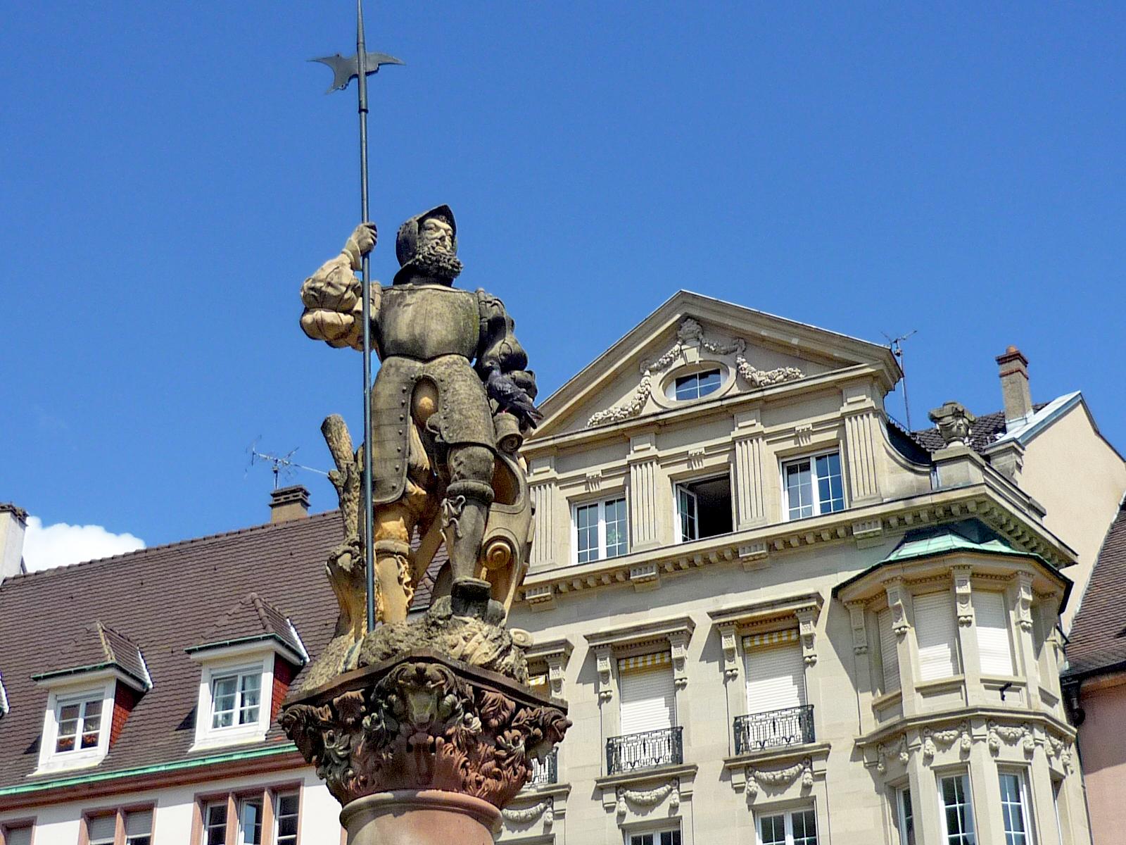 Place de la Réunion in Mulhouse © French Moments