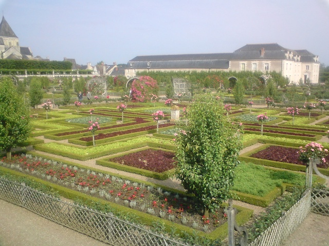 The Kitchen Garden, Villandry © Penelily - Creative Commons (CC BY-SA 3.0)