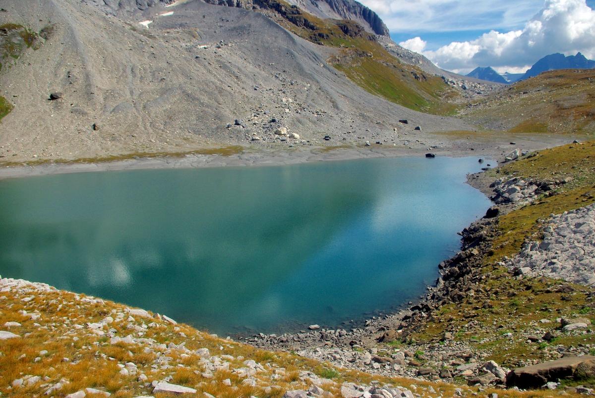 Lac Long, Col de la Vanoise © French Moments