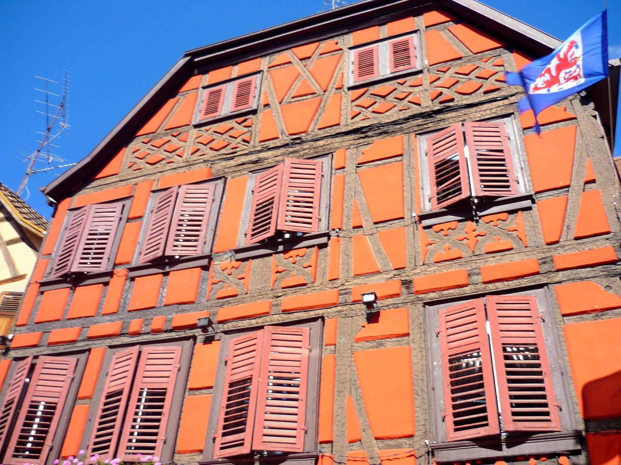 Siedel House, Ribeauvillé © French Moments