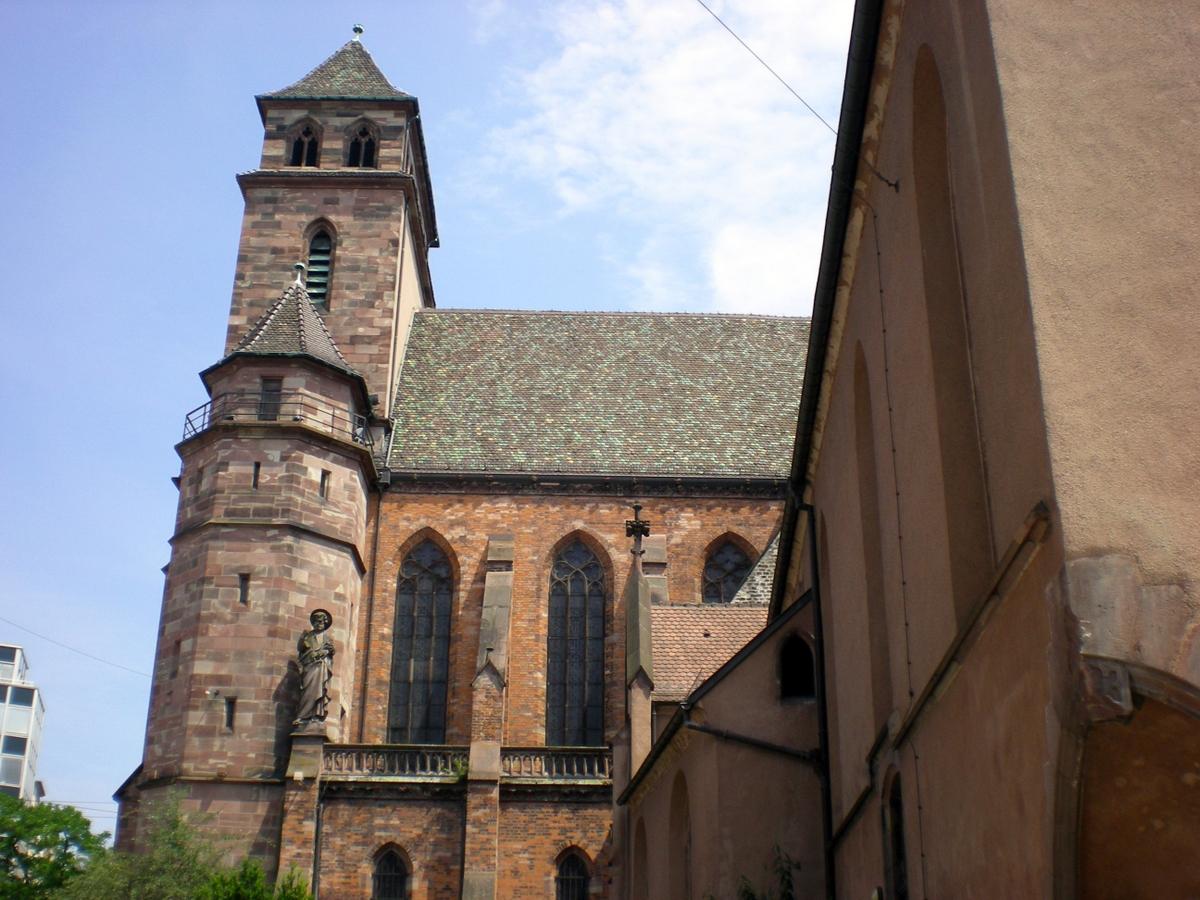 Saint-Pierre-le-Vieux, Strasbourg © French Moments