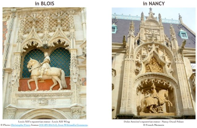 Blois and Nancy