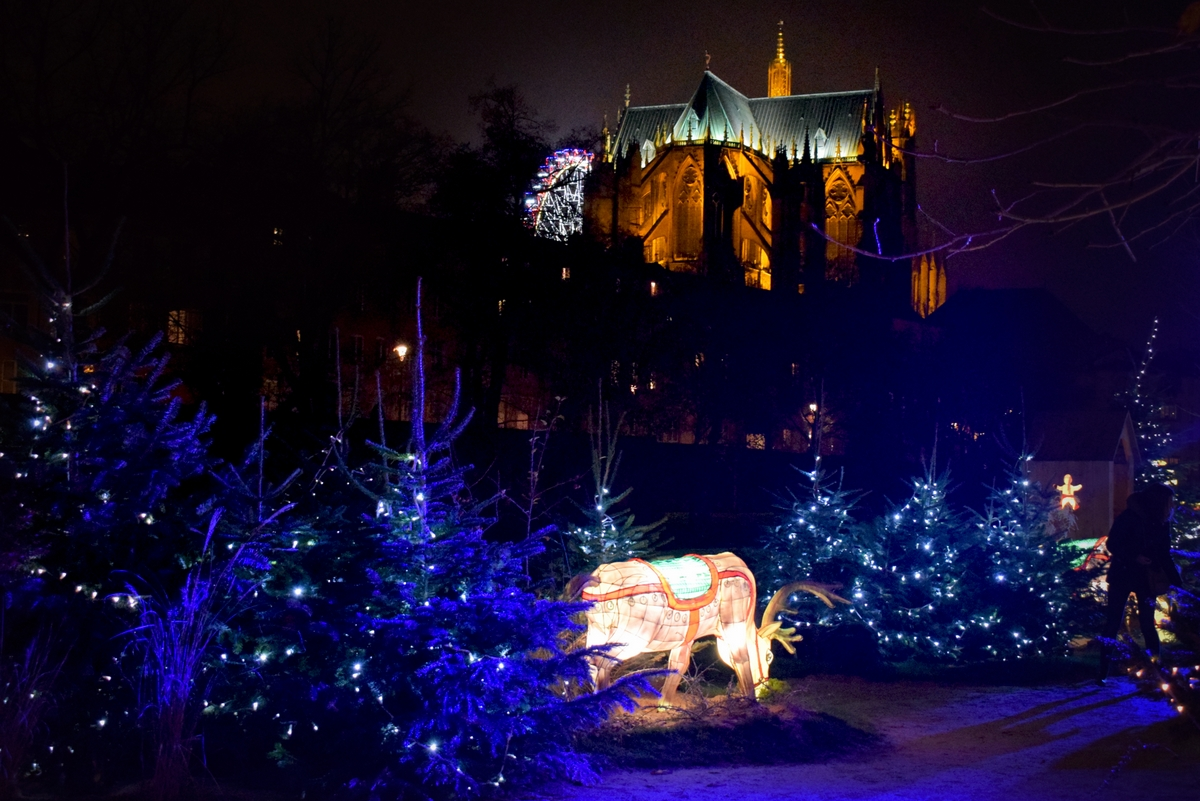 Christmas carols in France, Metz © French Moments
