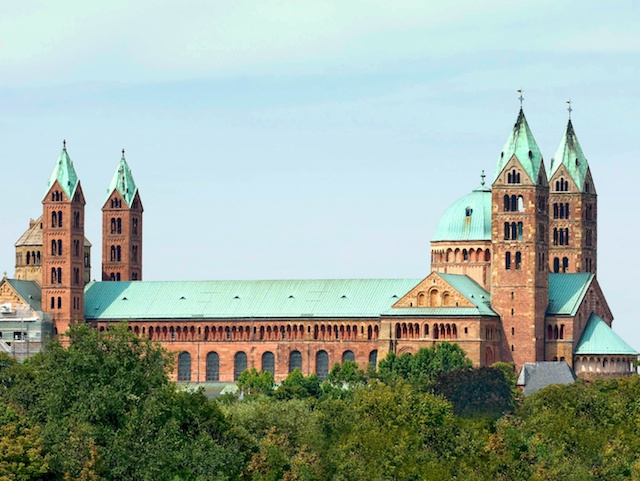 Speyer Cathedral © Alfred Hutter