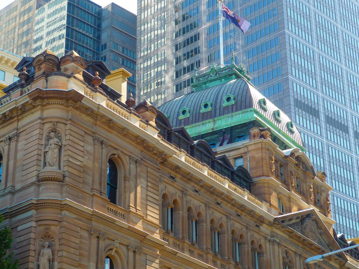 The Chief Secretary's Building in Sydney © French Moments