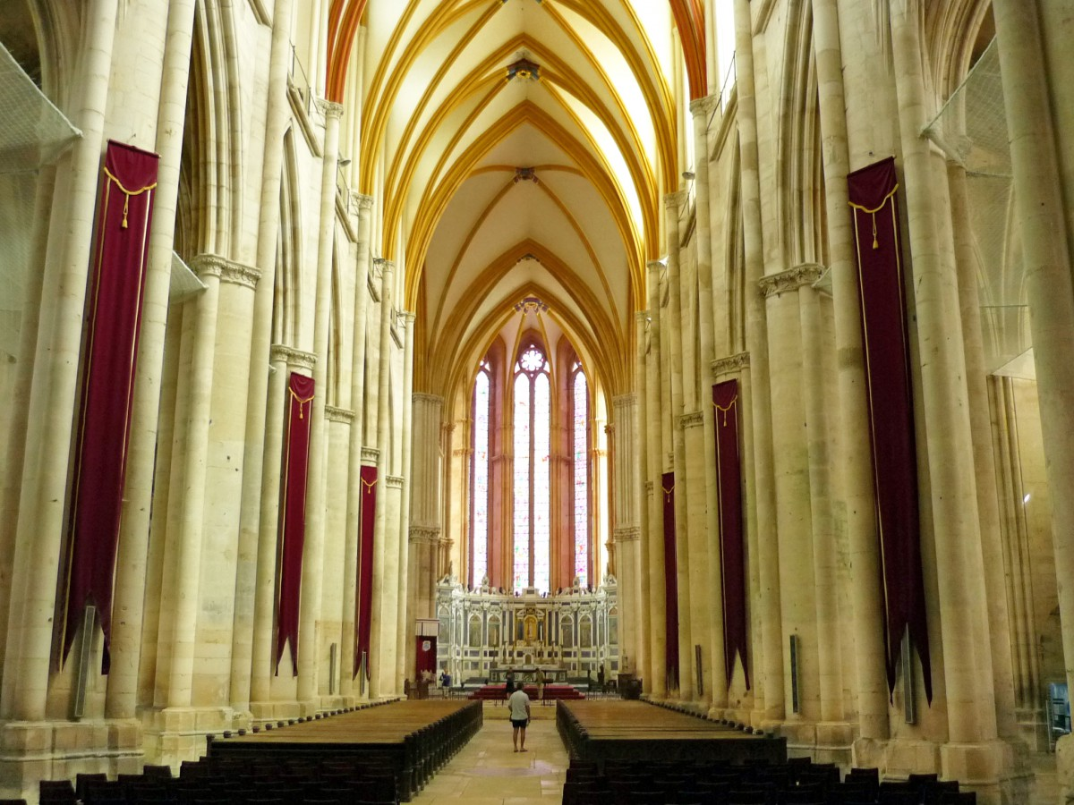 Toul cathedral Lorraine © French Moments