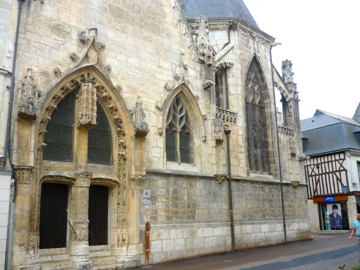 St. Jacques Chapel, Vendôme © French Moments