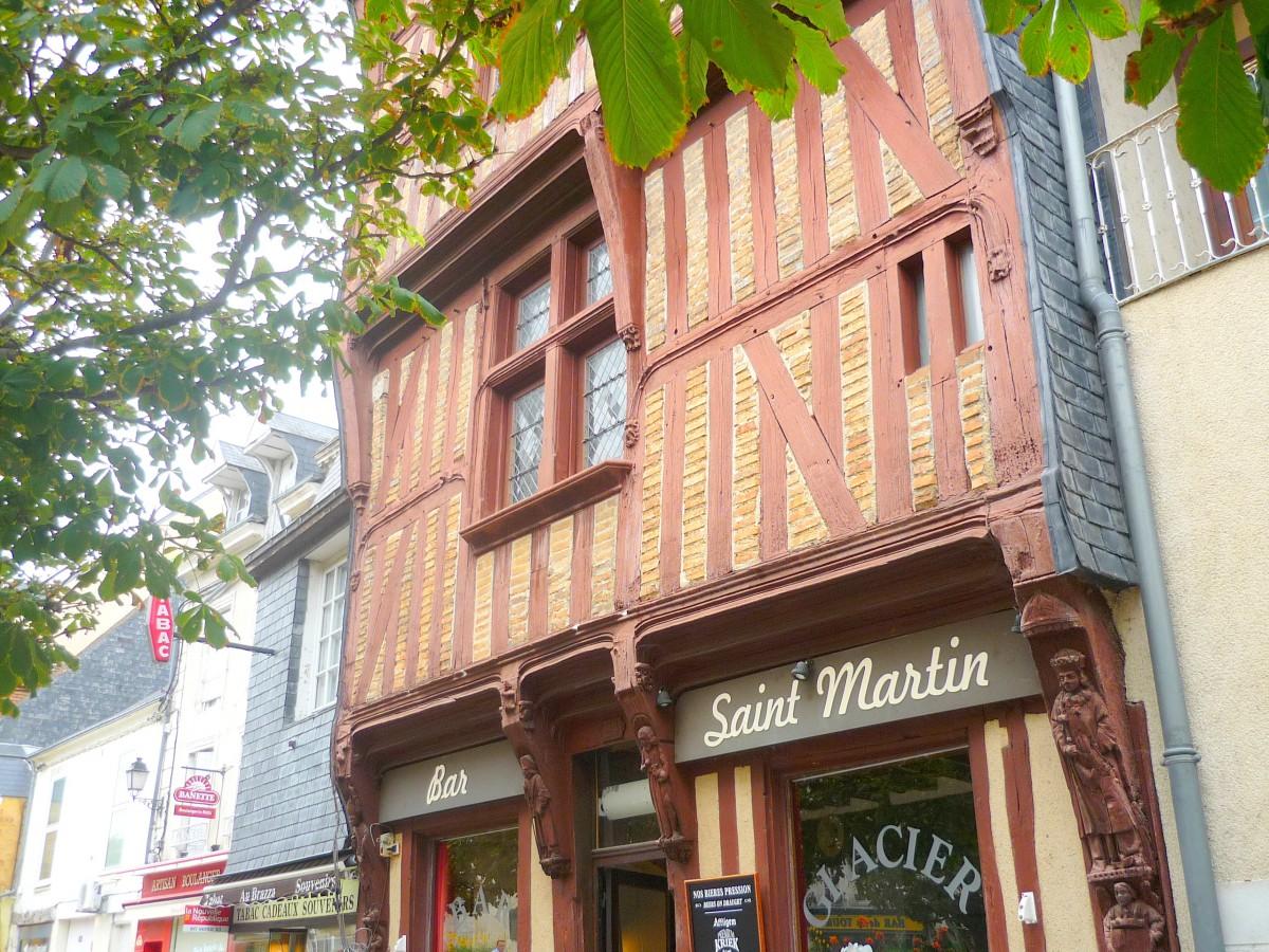 Maison Grand Saint Martin, Vendôme © French Moments
