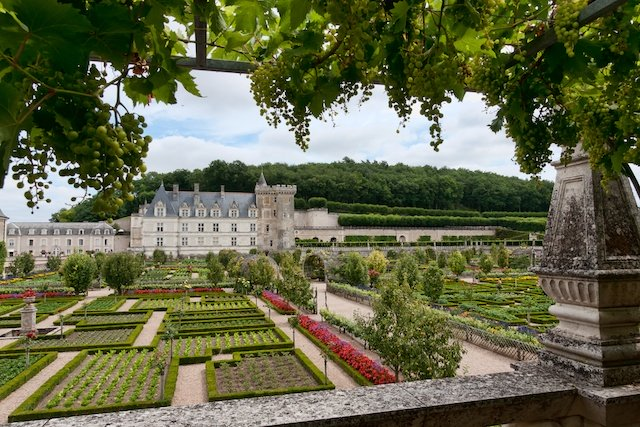 Belvédère, Villandry © Jean-Christophe Benoist - Creative Commons (CC BY-SA 3.0)
