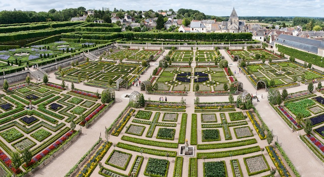 Villandry © Jean-Christophe Benoist Creative Commons (CC BY-SA 3.0)