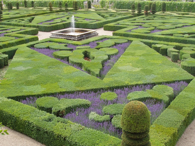 The Musical Garden, Villandry © Daderot - Creative Commons (CC BY-SA 3.0)