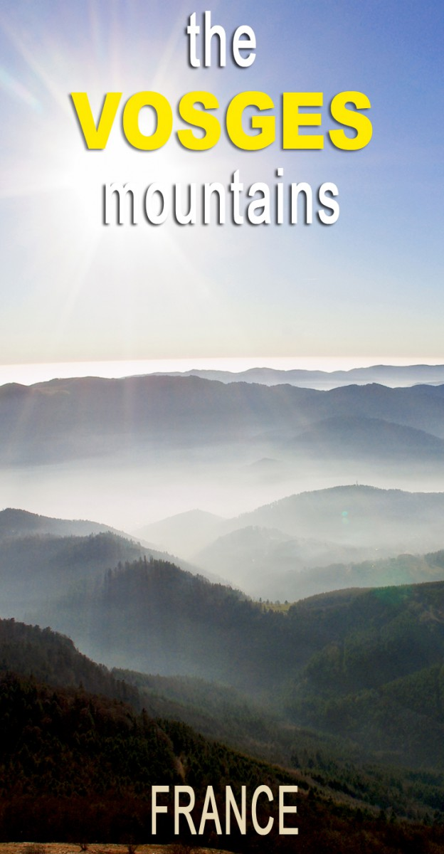 Discover the Vosges mountains in France © French Moments