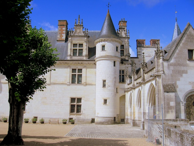 Amboise Castle © J. O'Dea - French Moments