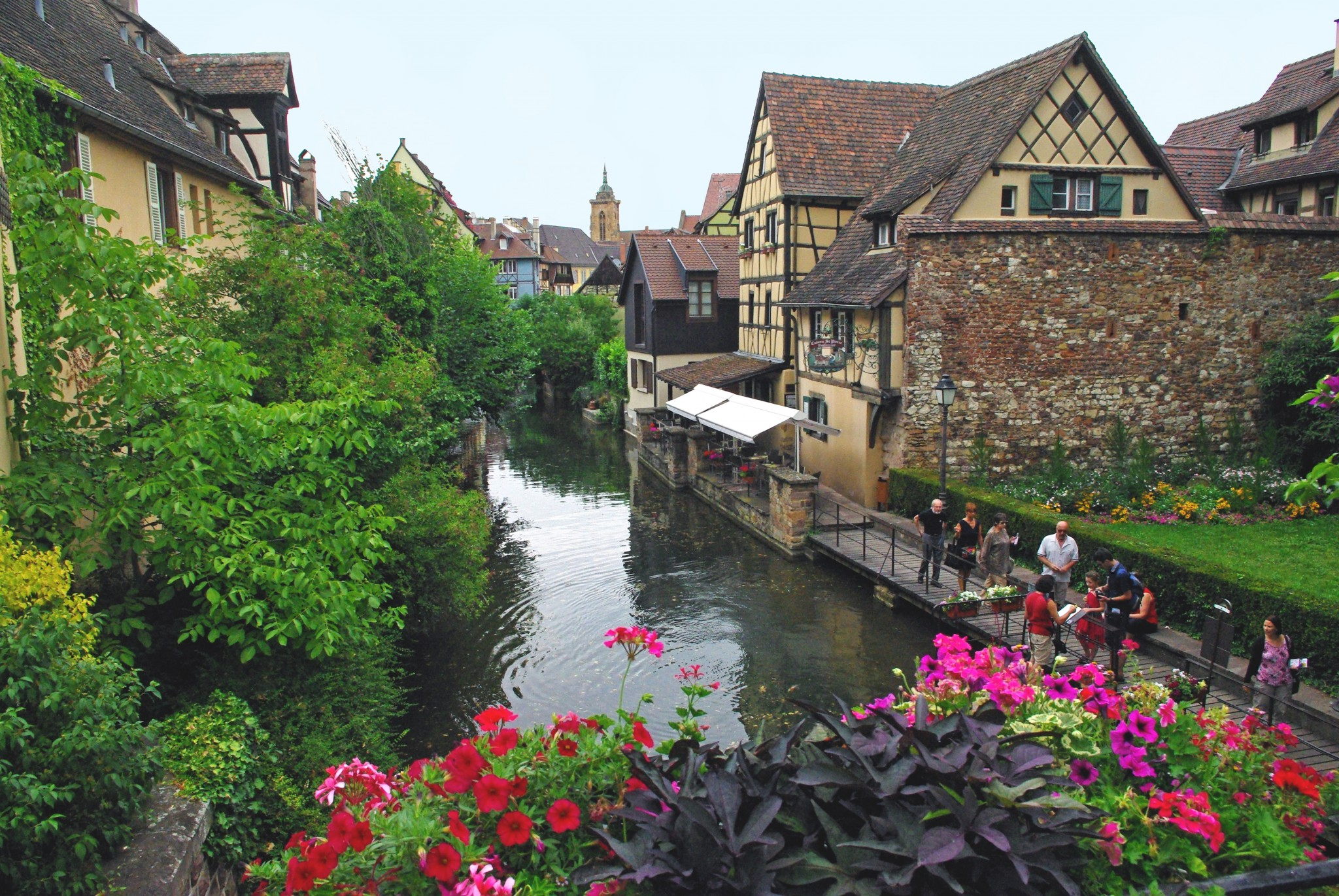 The Little Venice district of Colmar, Alsace © French Moments