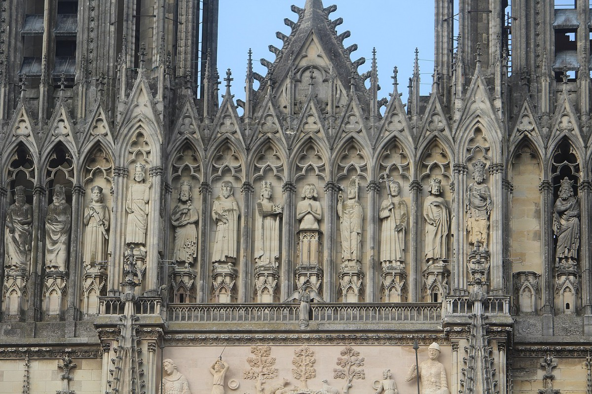 Gallery of Kings © Dguendel - licence [CC BY-SA 4.0] from Wikimedia Commons