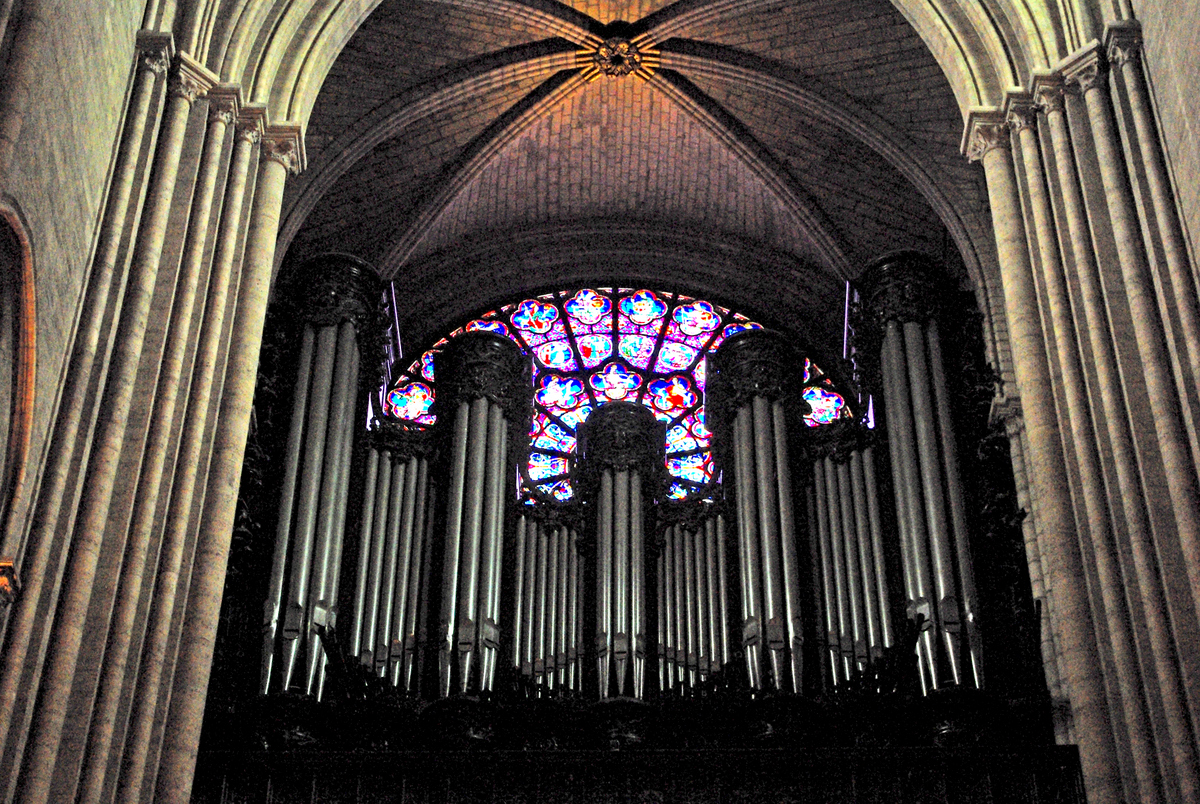 The great organ © French Moments