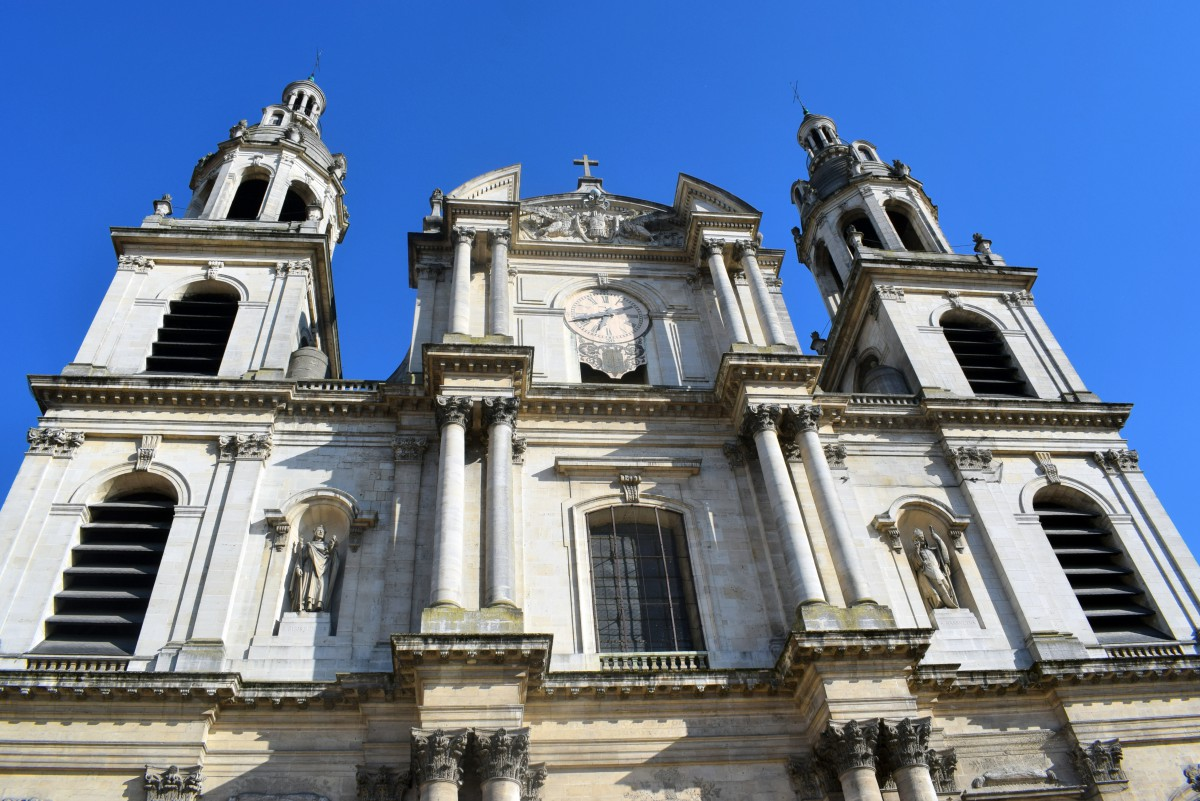 Things to see in Nancy: the Cathedral © French Moments