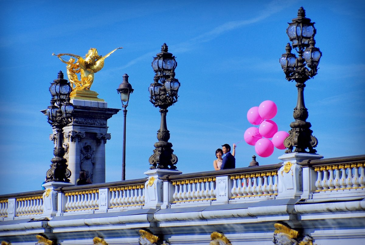 Pont Alexandre III © French Moments