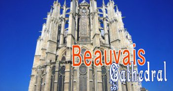Beauvais Cathedral by Pepijntje [public domain]