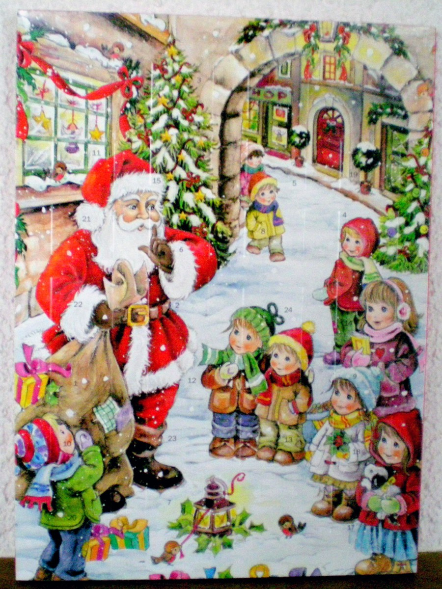 Advent Calendar © French Moments