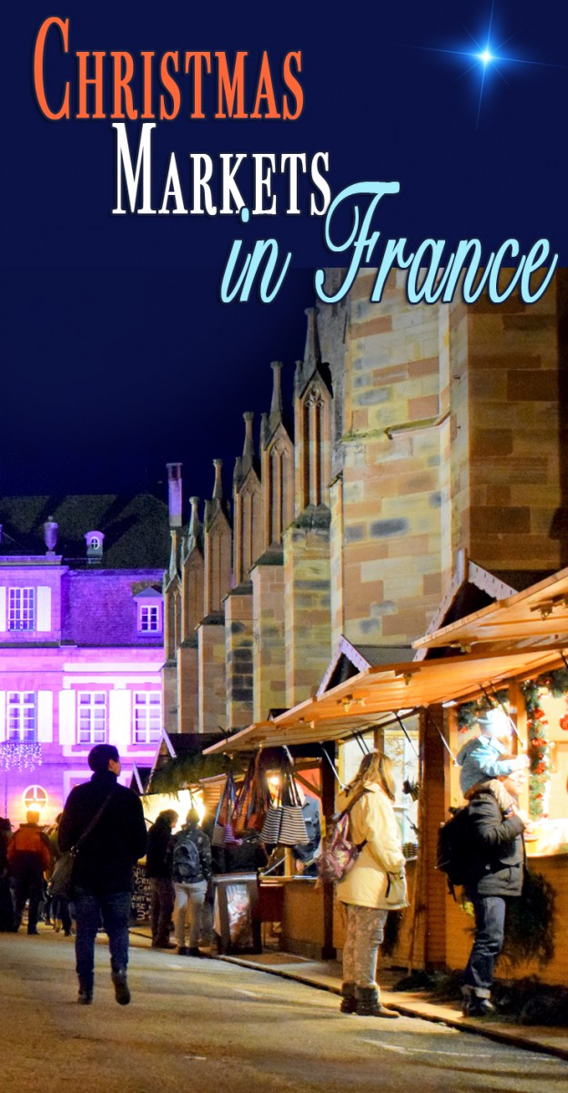 Christmas Markets in France © French Moments