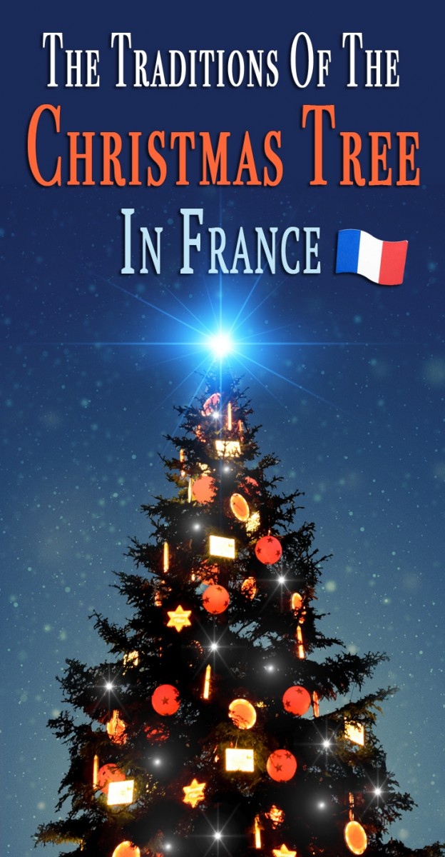 Christmas tree in France © French Moments
