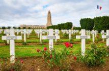 Douaumont Ossuary, Verdun © French Moments