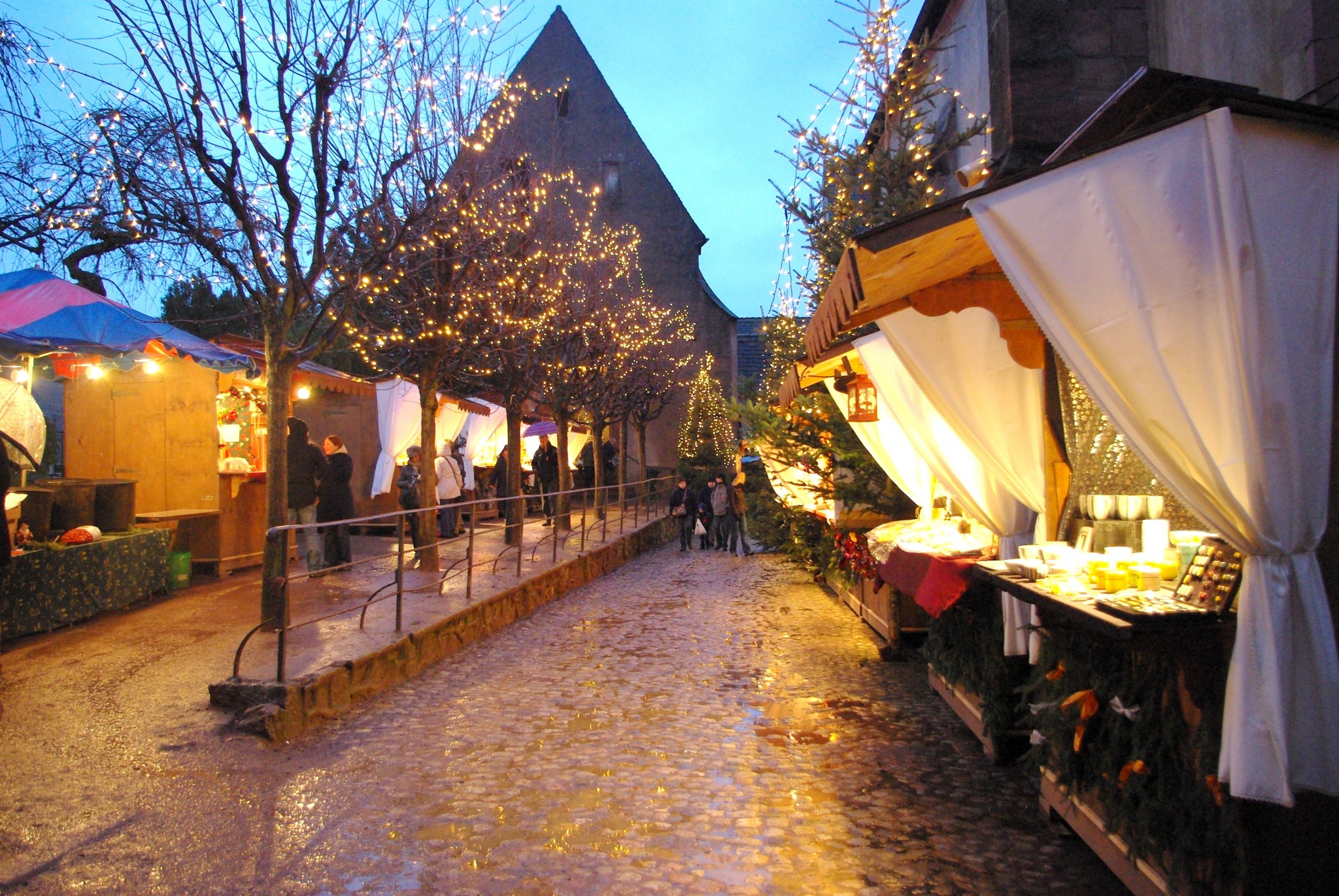 Kaysersberg Christmas Market © French Moments