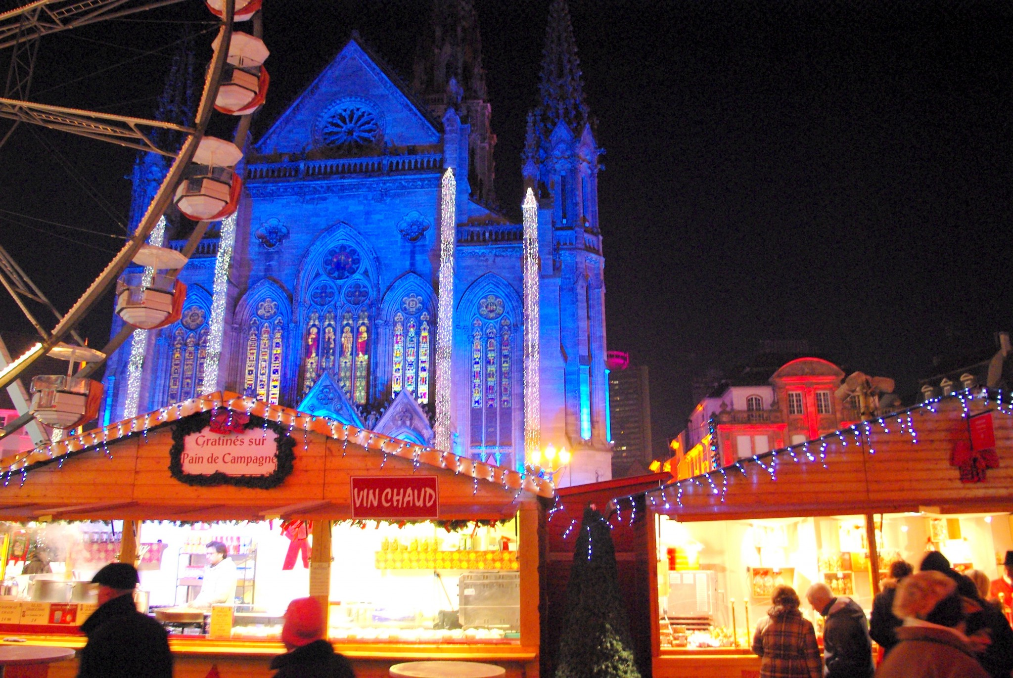 Most Beautiful Christmas Markets: Mulhouse © French Moments