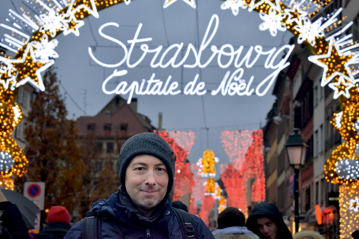 Me in Strasbourg! © French Moments