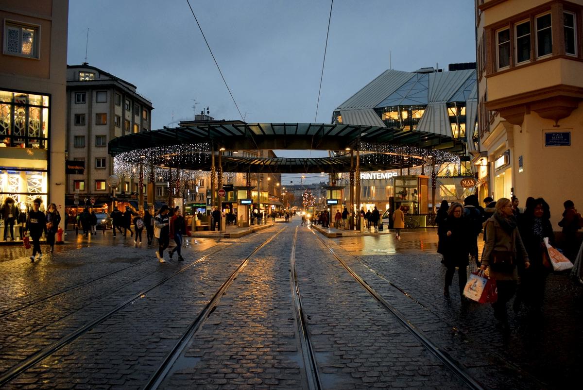 Place de l'Homme de Fer, Strasbourg © French Moments
