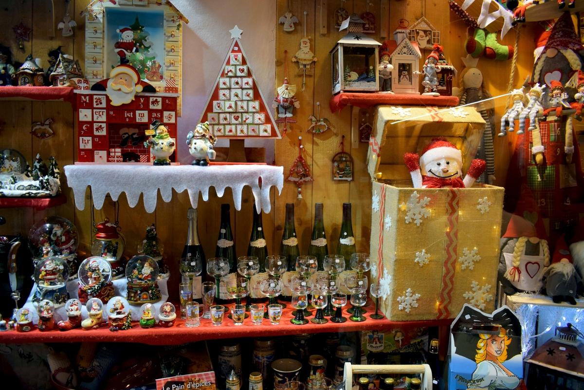 Bequia store (cadeaux d'Alsace), rue des Dentelles © French Moments