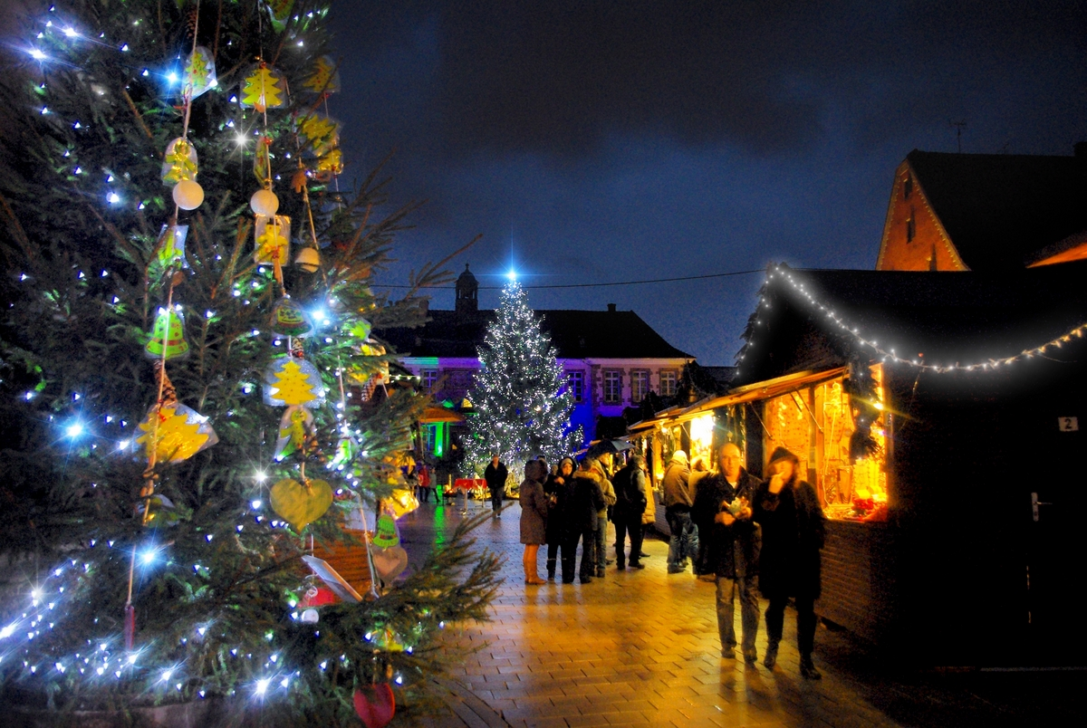 Thann Christmas market, Alsace © French Moments