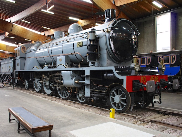 Train Museum © ignis, Creative Commons (CC BY-SA 3.0)