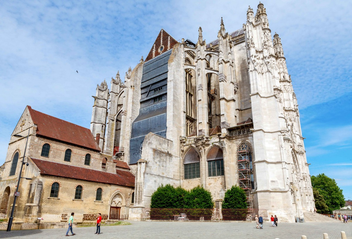 Beauvais Cathedral - Stock Photos from Lukasz Pawel Szczepanski - Shutterstock