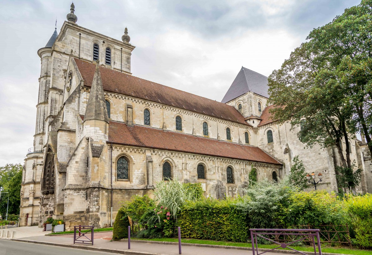 St Etienne Church in Beauvais - Stock Photos from milosk50 - Shutterstock