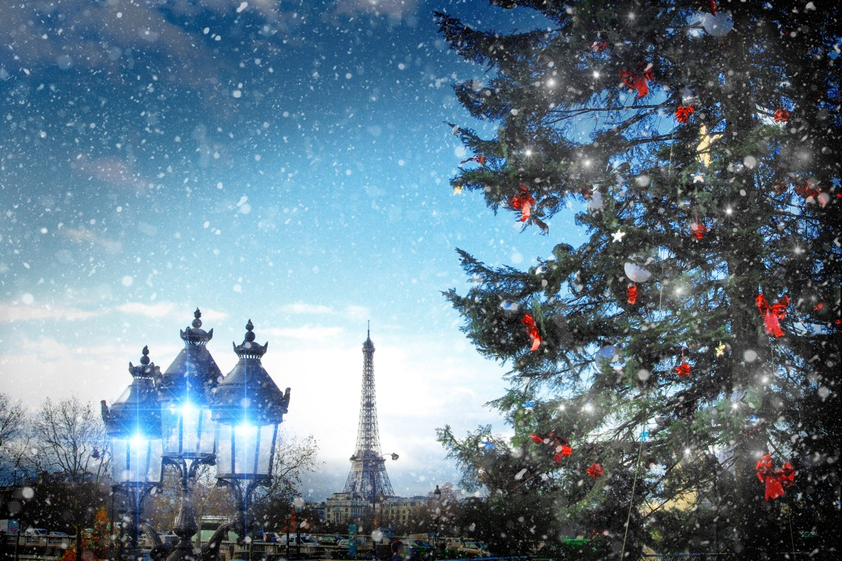 Christmas time in Paris © French Moments