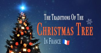 The French Christmas tree top traditions © French Moments