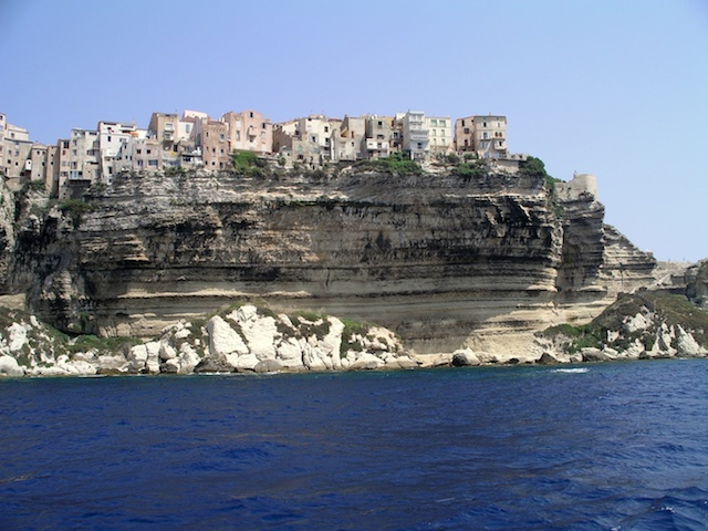 Bonifacio, Corsica © Patricia Corbet