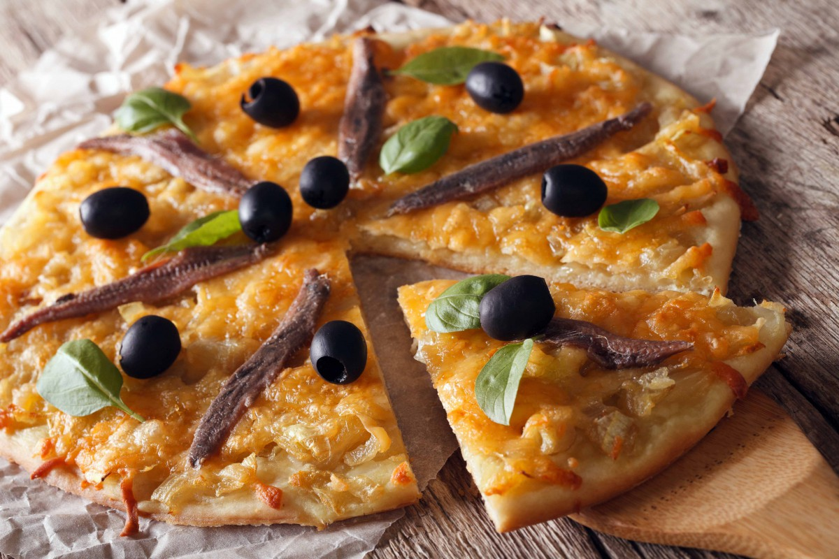 Pissaladière - Stock Photos from AS Food studio - Shutterstock