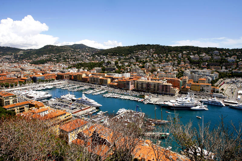Largest cities of France - Nice Harbour © Nice OT