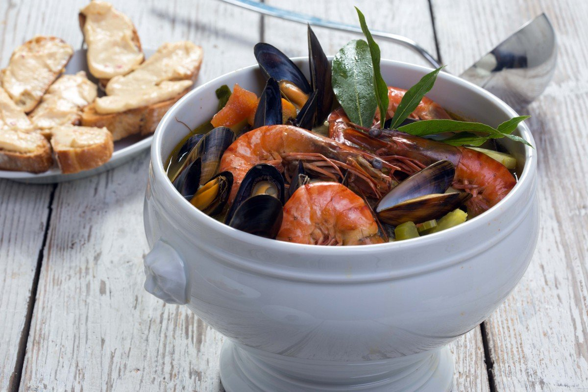 Bouillabaisse - Stock Photos from Michael R Evans - Shutterstock